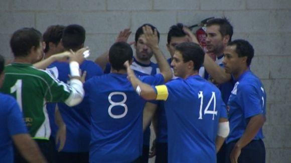 L'Olímpyc Floresta cau en l'estrena de la temporada davant el Ripollet
