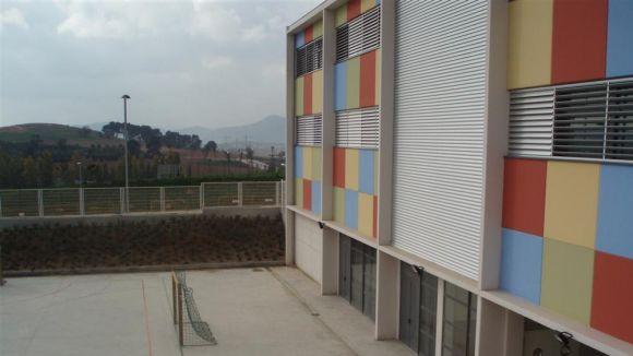 El nou curs arrenca amb 140.000 euros en millores als centres educatius