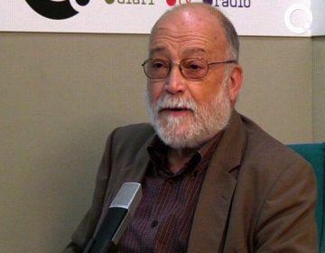 Arcadi Oliveres, en una imatge d'arxiu