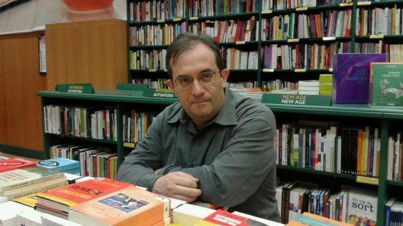 Manel Ollé guanya el Gabriel Ferrater amb 'Bratislava o Bucarest'