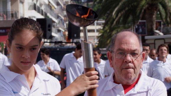El grup de teatre social de Femarec obre avui els Special Olympics 2012