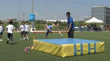 La Guinardera s'omple de petits atletes