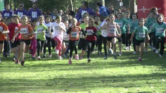 Esport i solidaritat es fonen per la 17a edició del Cros Ciutat de Sant Cugat