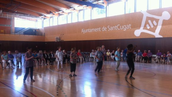 El programa d'Activitats Físiques per a la Gent Gran es consolida un any més