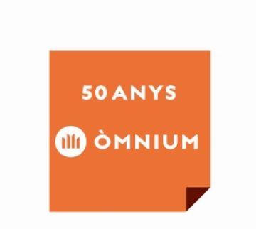 Òmnium: 50 anys defensant la cultura