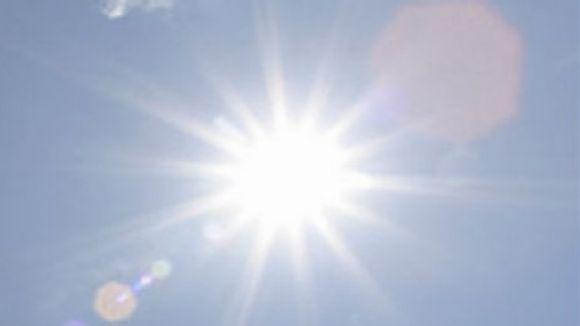 Alt risc d'incendi i probabilitat de superar temperatures extremes a la comarca