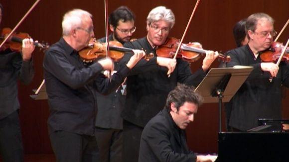 L'ONCA fa viatjar el Teatre-Auditori al classicisme de Mozart i Beethoven