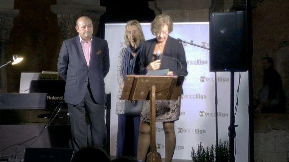 El primer sopar solidari d'Oncolliga recapta més de 5.000 euros