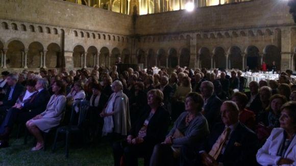Oncolliga recapta 6.750 euros al segon sopar solidari de l'entitat