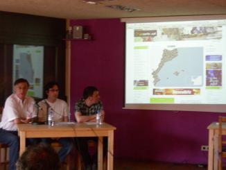 Sant Cugat acull la presentació d'un nou portal d'internet sobre els Països Catalans
