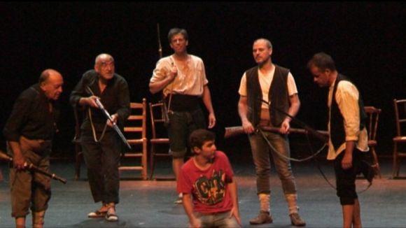 Sant Cugat reviu el 1714 amb el musical 'Onze.nou.CATorze'