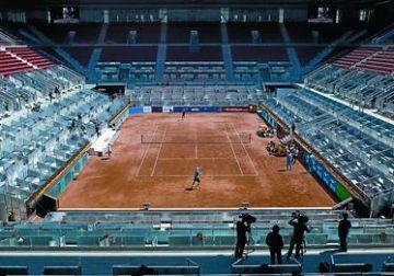 El tennis en 3D arriba diumenge a Sant Cugat amb la retransmissió de l'Open de Madrid