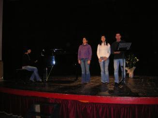 El teatre de La Unió s'ha omplert aquest diumenge d'Aroma d'Òpera