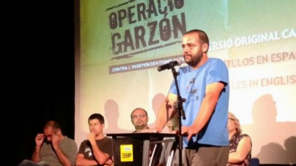 Projecció d''Operació Garzón' a La Unió per recordar els seus represaliats