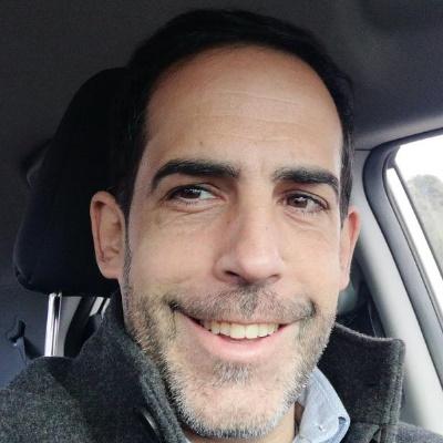Manel González creua la línia d'arribada
