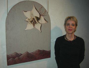 Jordina Orbaños mostra les seves pintures a La Galeria