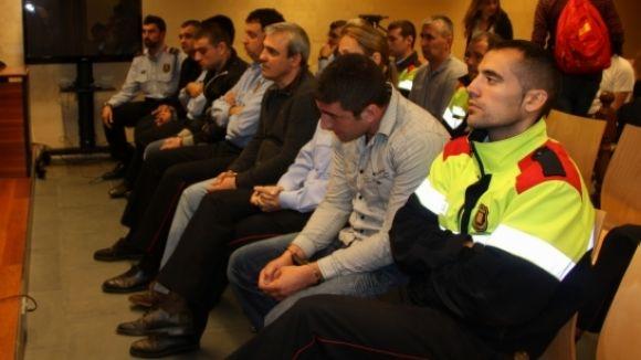 Penes mínimes per als lladres acusats de saquejar habitatges de Sant Cugat