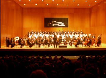 L'Orfeó Donostiarra crea sinergies amb l'OSV i els Solistes de l'OSSC en un concert inèdit