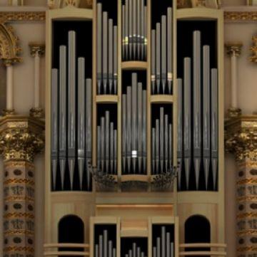 La Coral Harmonia de Valldoreix lliga el seu nom al nou orgue de Montserrat