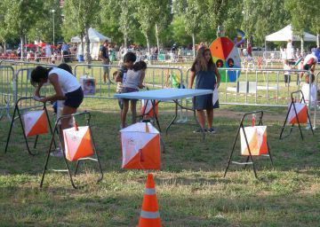 La 3a Cursa d'Orientació en Família arriba al Parc Central