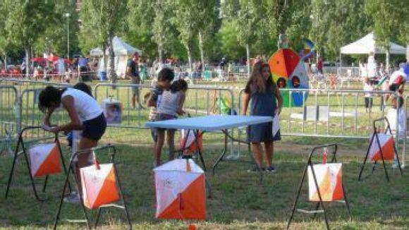 L'Esport al Carrer suma el tercer dia amb curses d'orientació i exhibicions de rítmica