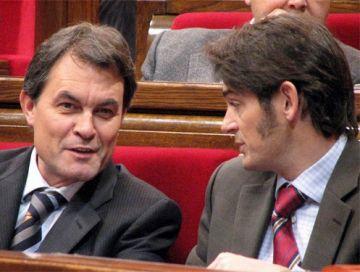 Oriol Pujol, partidari d'incorporar Recoder a un lloc destacat de les llistes de CiU