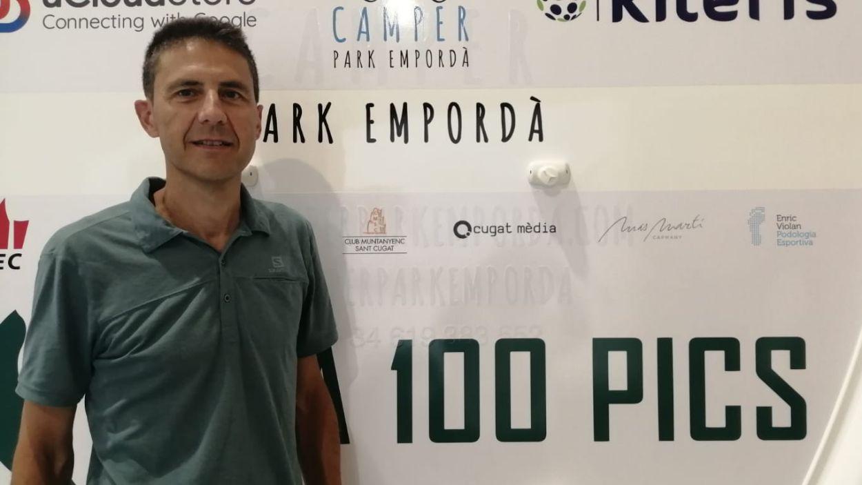 Oriol Sanz comptarà amb el suport de Cugat Mèdia / Foto: Cedida