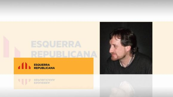 Oriol Cisteró serà el president d'ERC de Sant Cugat a partir de divendres