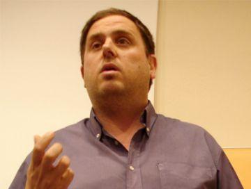 El candidat d'ERC a les europees, Oriol Junqueras, farà precampanya a Sant Cugat dilluns que ve