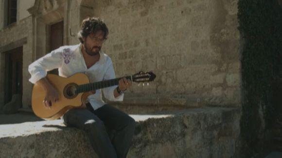 Fotograma del videoclip realitzat per Nouframe