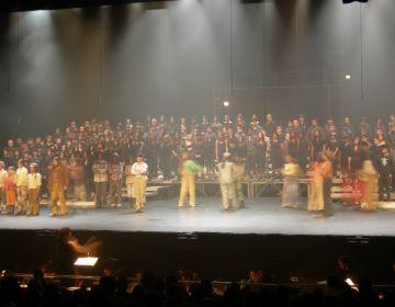 El Teatre-Auditori acull l''Orquestra dels animals'