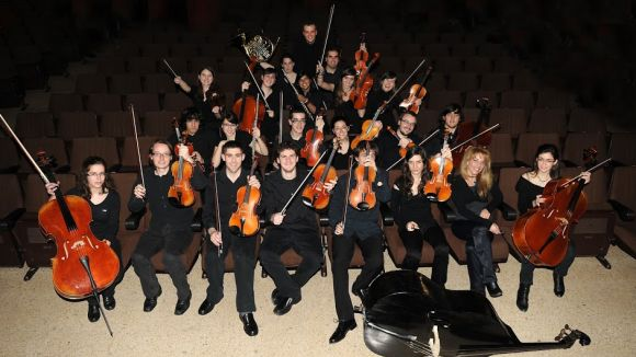 La Jove Orquestra de Cerdanyola interpreta avui Bach i Beethoven