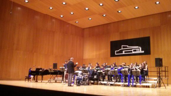 L'AEU celebra el Nadal amb un concert a ritme de 'swing'