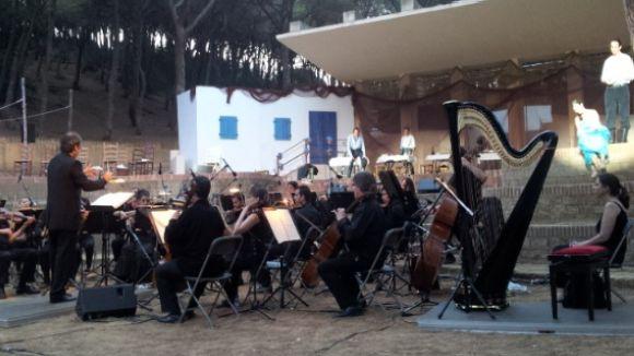 El sabor mediterrani de l'òpera 'Marina' arriba a Vic de la mà de l'OSSC