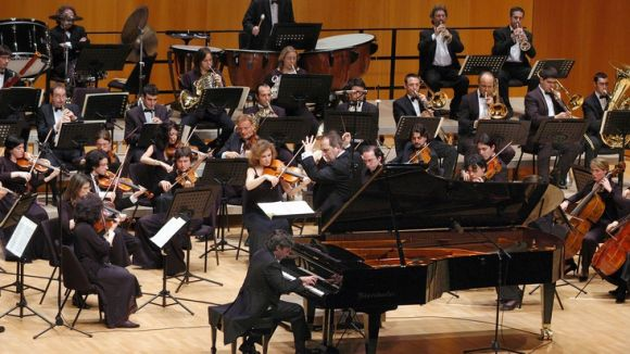 L'Orquestra Simfònica actua aquest diumenge al Kursaal de Manresa