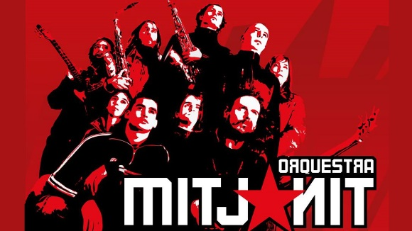 Festa Major de les Planes: Ball amb l'Orquestra Mitjanit