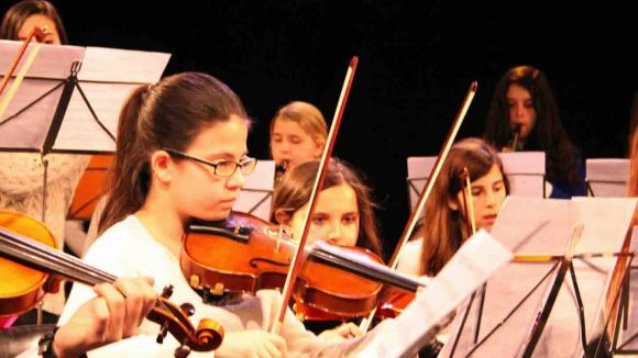 L'Escola de Música de Valldoreix ofereix dissabte les Orquestrades
