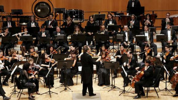 Els Amics de la Unesco s'endinsen en l'Orquestra Simfònica de Sant Cugat