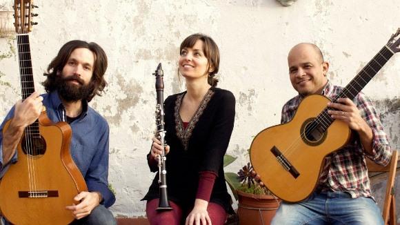 Concert: Ortiz & Santana & Barenghi Trio