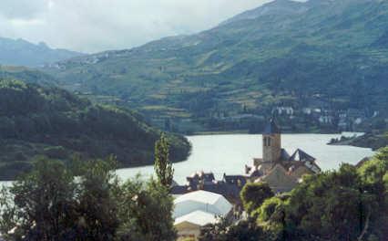 Imatge de Sallent de Gállego, a Osca.