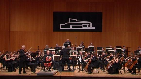 Brahms i Beethoven marquen el ritme de la celebració dels 25 anys de l'OSSC