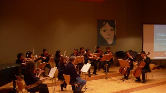 Música i arquitectura s'enllacen amb una xerrada de l'OSSC