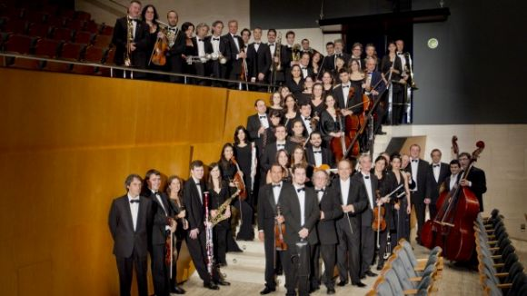 'Mozart? Sí, vull' puja al Teatre-Auditori més de 80 músics