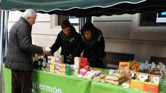 Oxfam Intermón se centrarà aquest any a lluitar perquè Sant Cugat sigui declarada ciutat a favor del comerç just