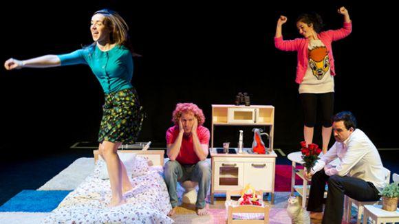 'Oxigen' es representa avui al Teatre del Casal de Mira-sol