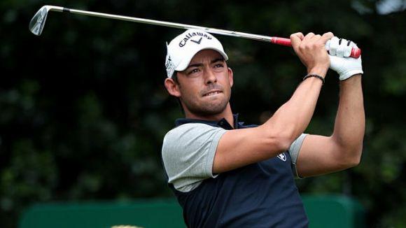 Larrazábal fa una tercera jornda molt regular i opta a guanyar l'Open d'Irlanda