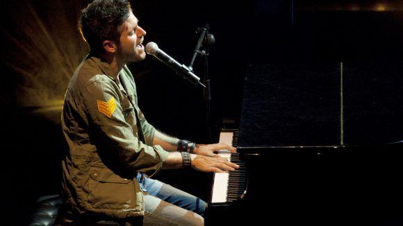 Pablo López actua avui al Teatre-Auditori amb entrades exhaurides