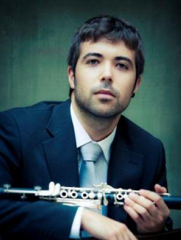 El clarinetista Pablo Barragán tancarà el cicle de concerts de les Joventuts Musicals al juny