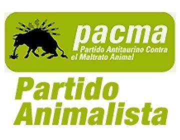 Concepción Dempere es presenta al Senat amb el PACMA