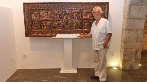 Eivissa acull una exposició antològica de l'artista Paco Salas